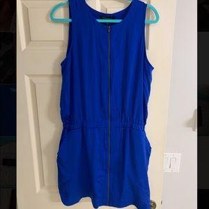 Banana Republic Royal blue short dress Brand New!